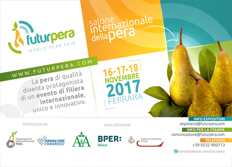 grafica evento fiera futurpera